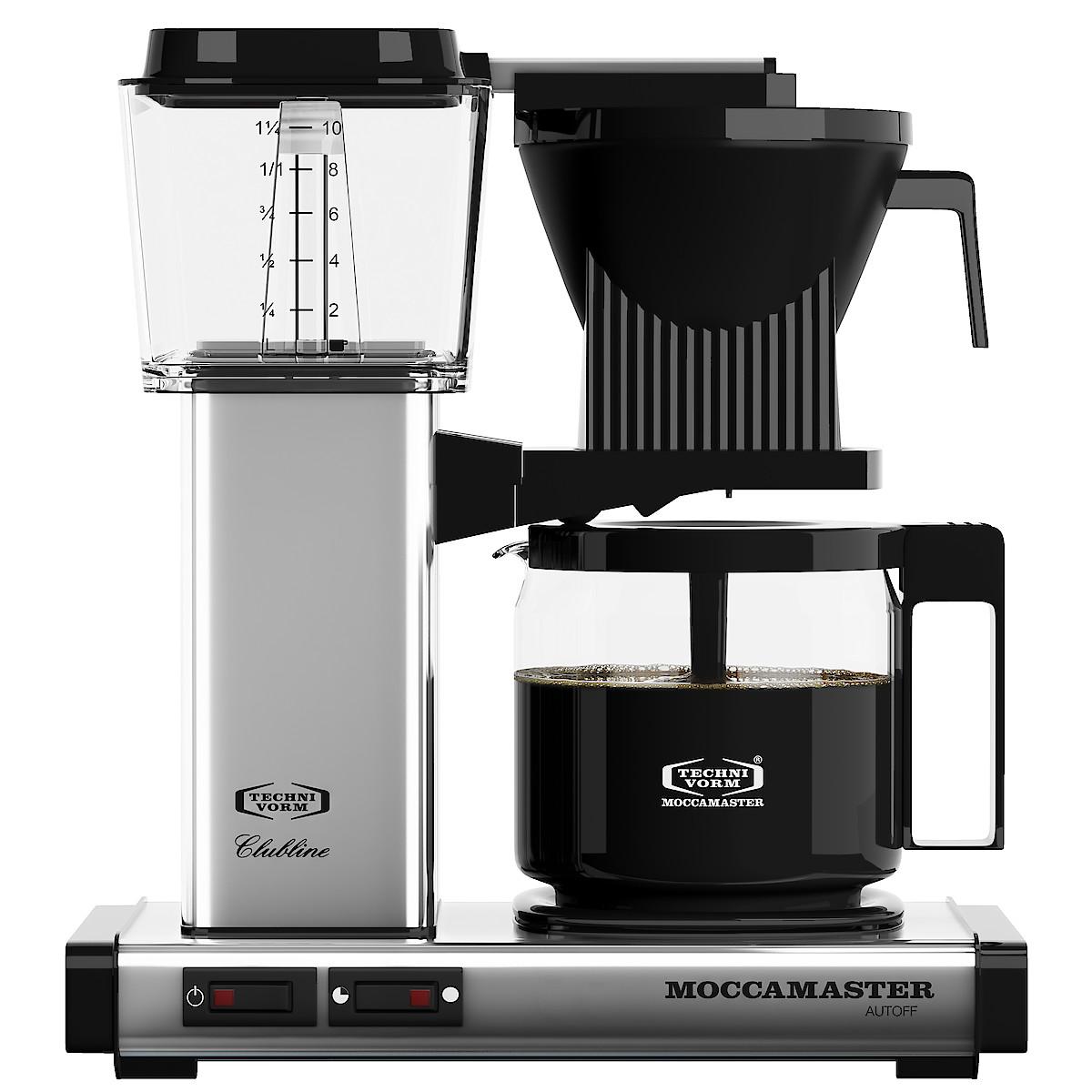 Moccamaster KBG962AO kaffetrakter