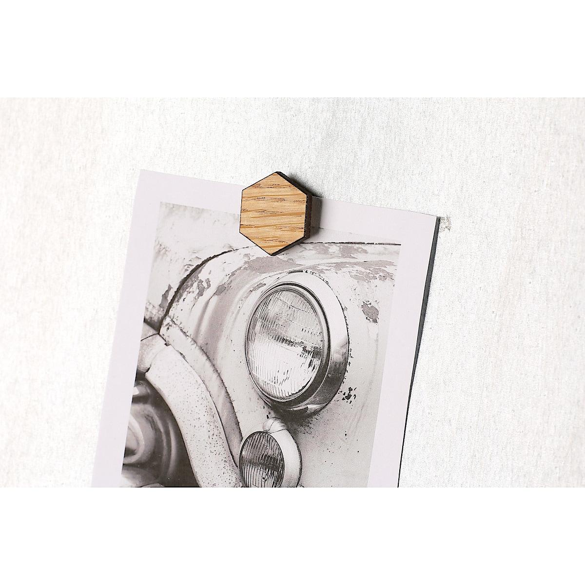 Magneetti Naga, kuusikulmio tammi, 2 kpl