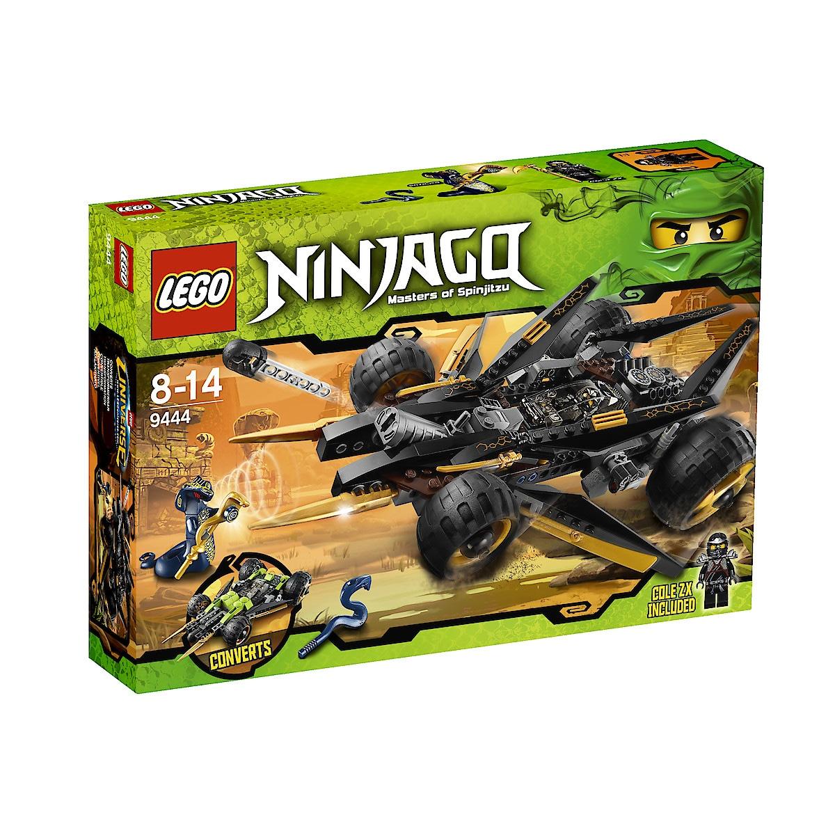 Coles attackbil, Lego Ninjago 9444