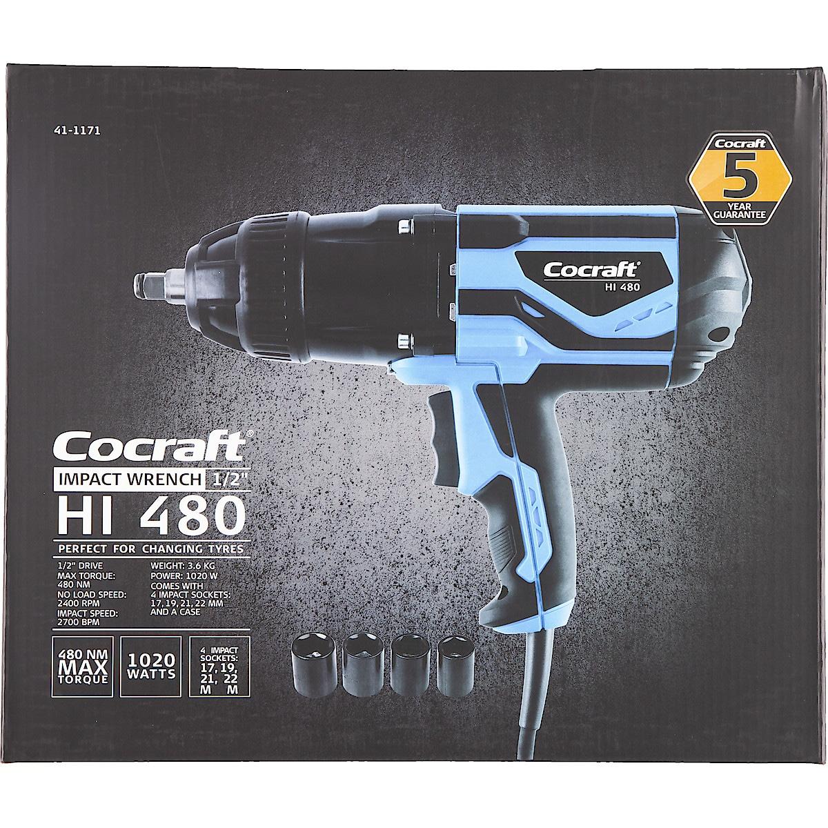Mutterinväännin Cocraft HI 480