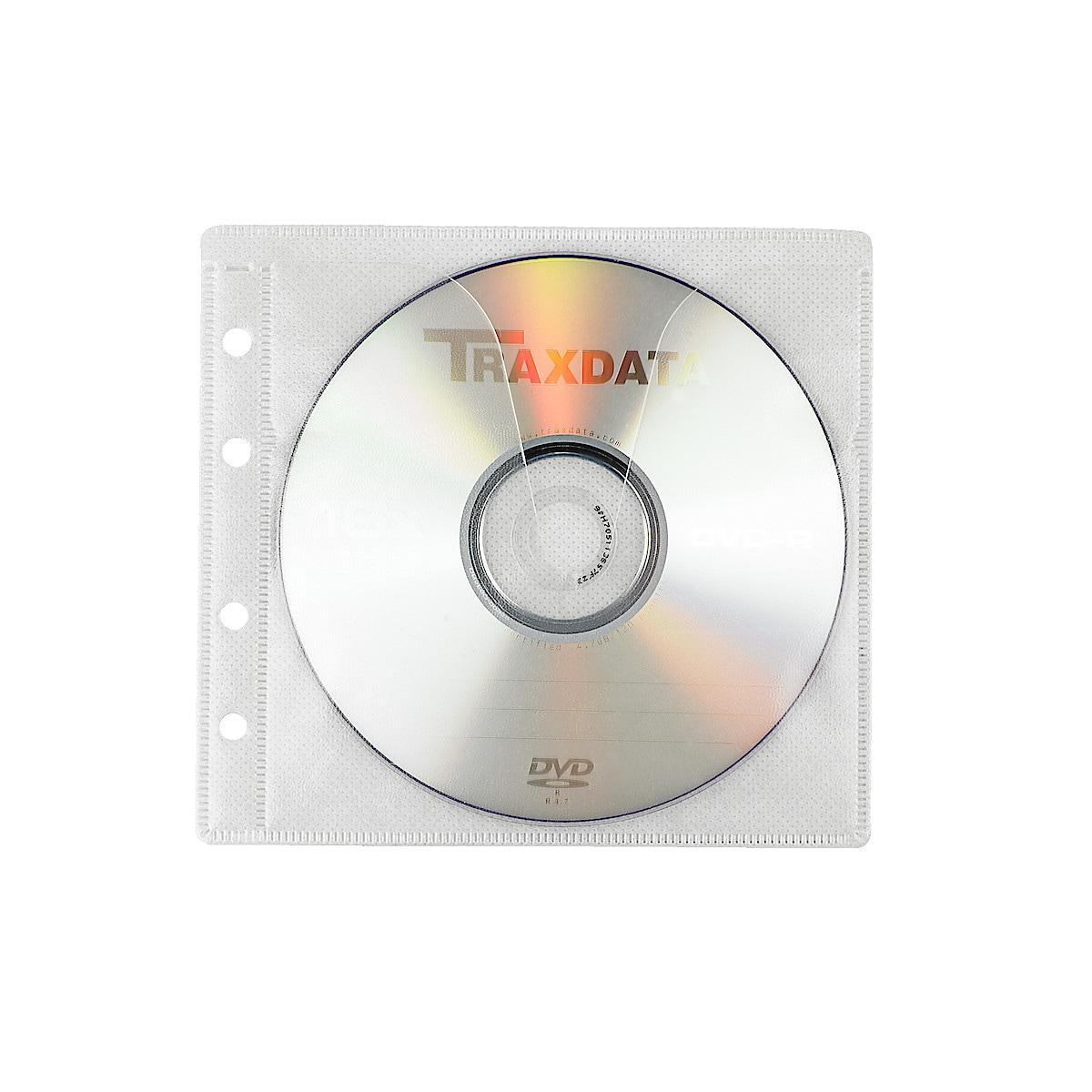 CD/DVD-fickor