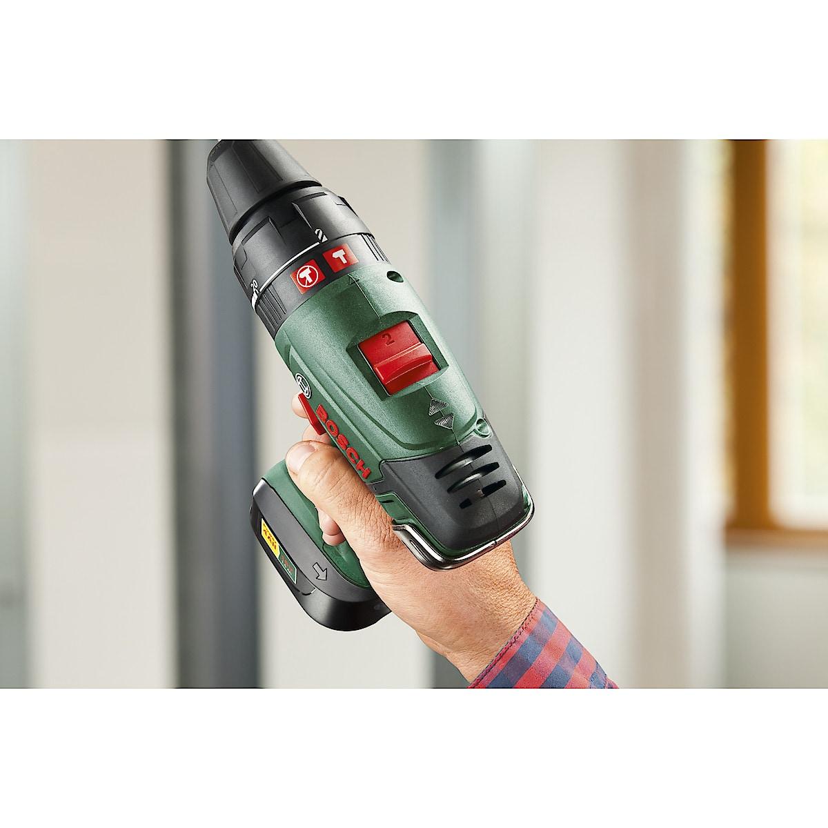 Porakone Bosch PSR 1800 LI-2