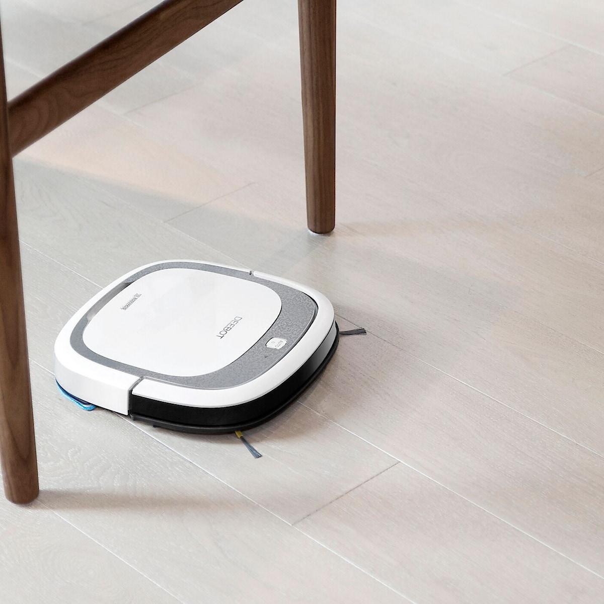 Robottipölynimuri Ecovacs Deebot Slim2