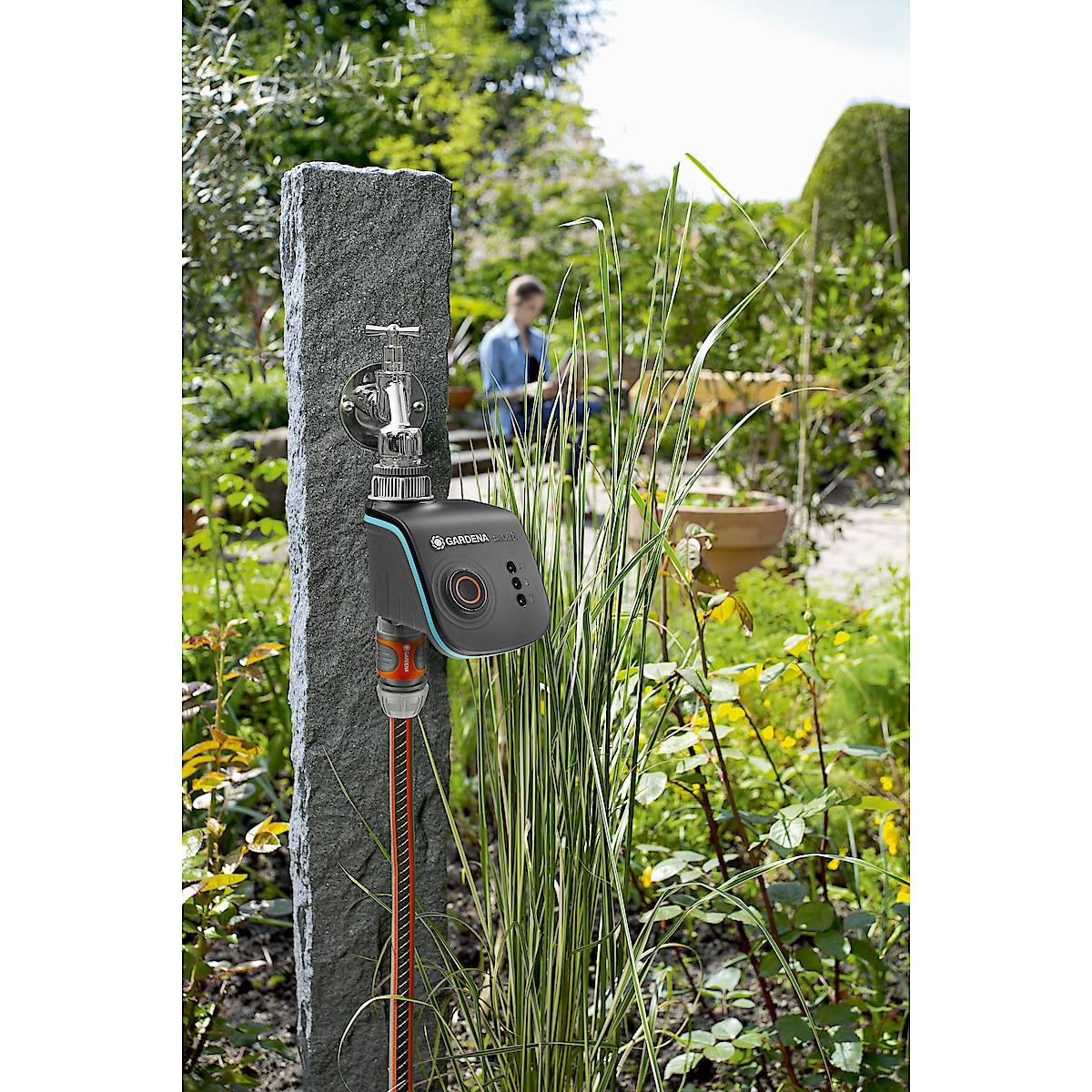 Vattenkontroll för bevattning Gardena