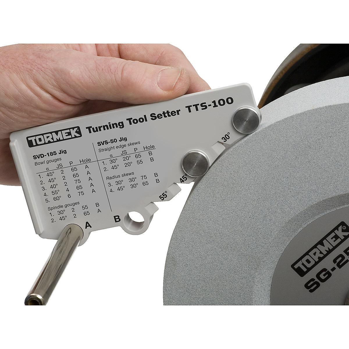 TTS-100 Inställningsdon för svarvstål