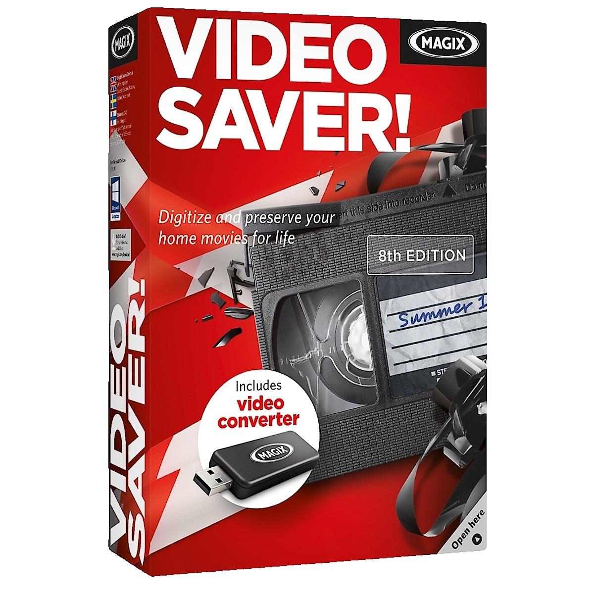 Video Saver 8 Magix
