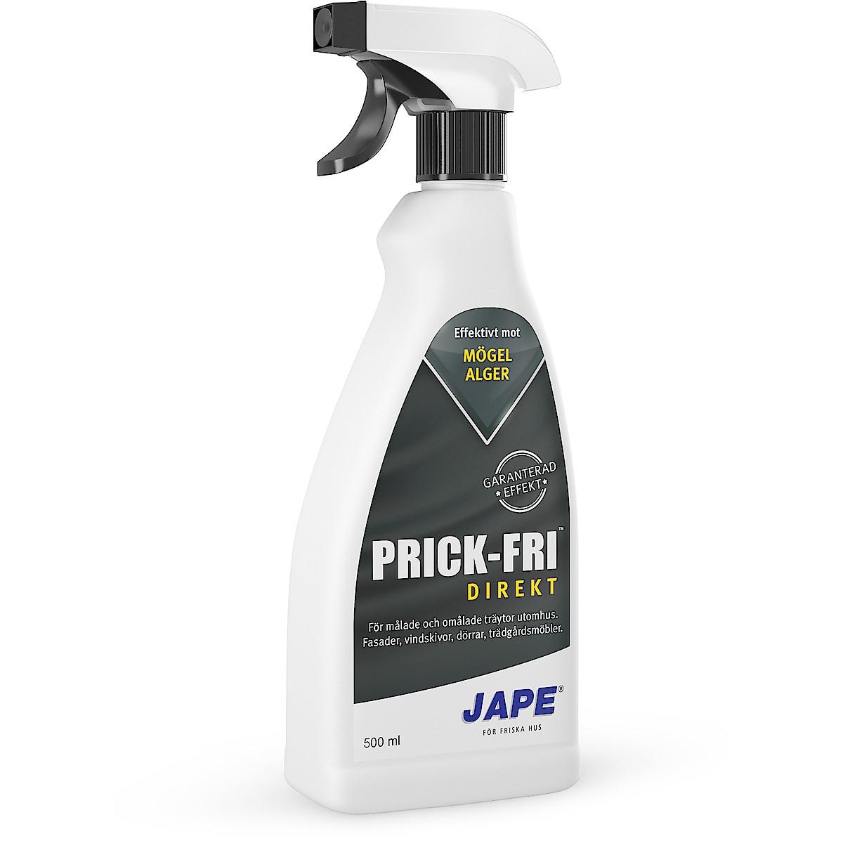 Rengöringsmedel PrickFri Direkt Jape 05 liter