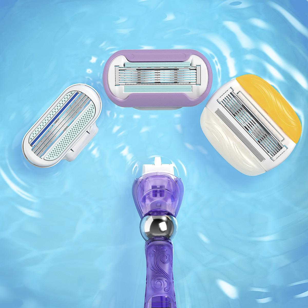 Rakblad Gillette Venus Swirl 3-pack