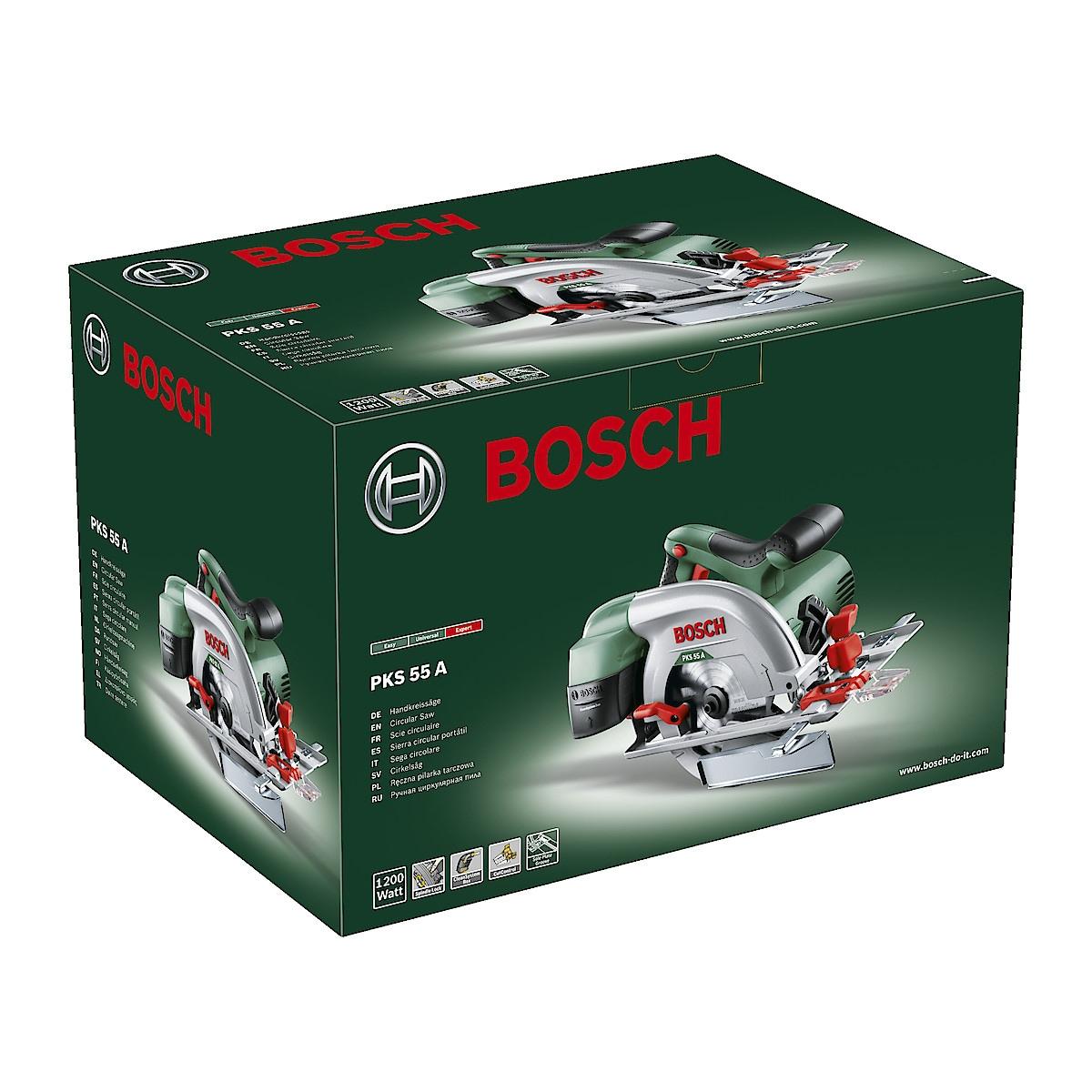 Pyörösaha Bosch PKS 55 A
