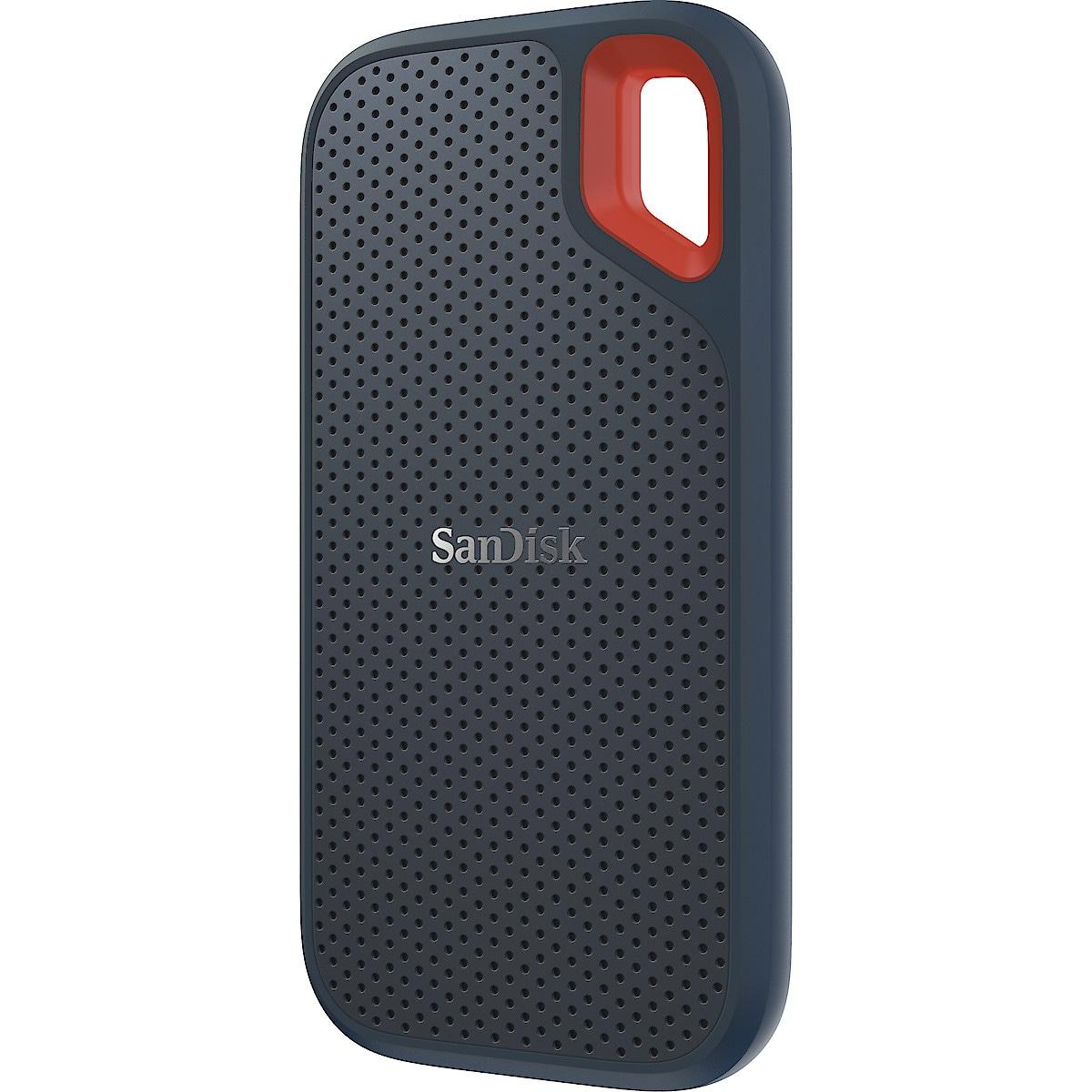 Hårddisk Sandisk Extreme Portable SSD 500 GB