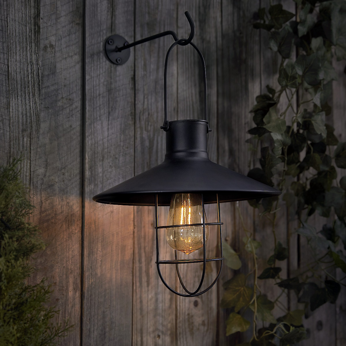 Northlight solcellelampe