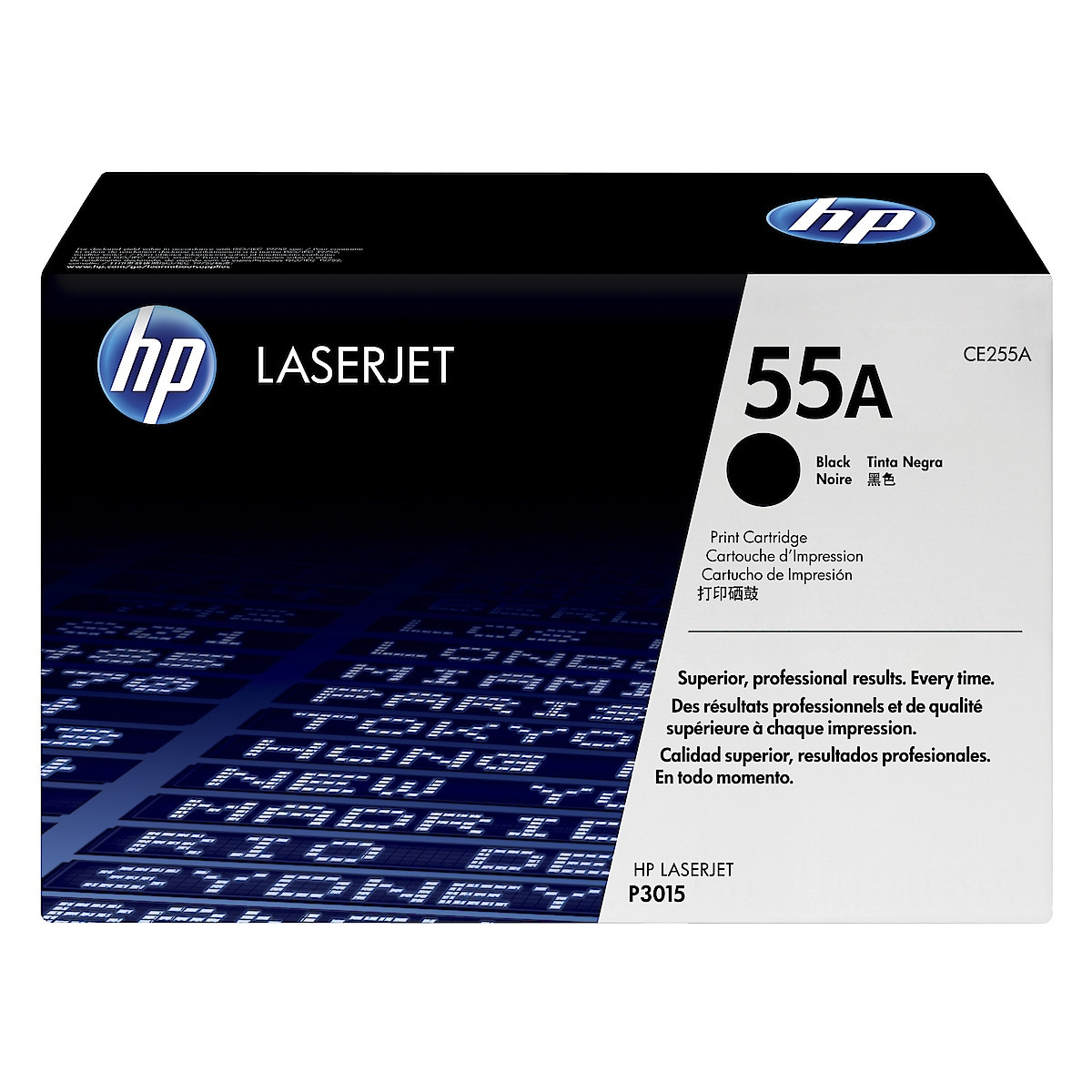 Värikasetti HP 55A