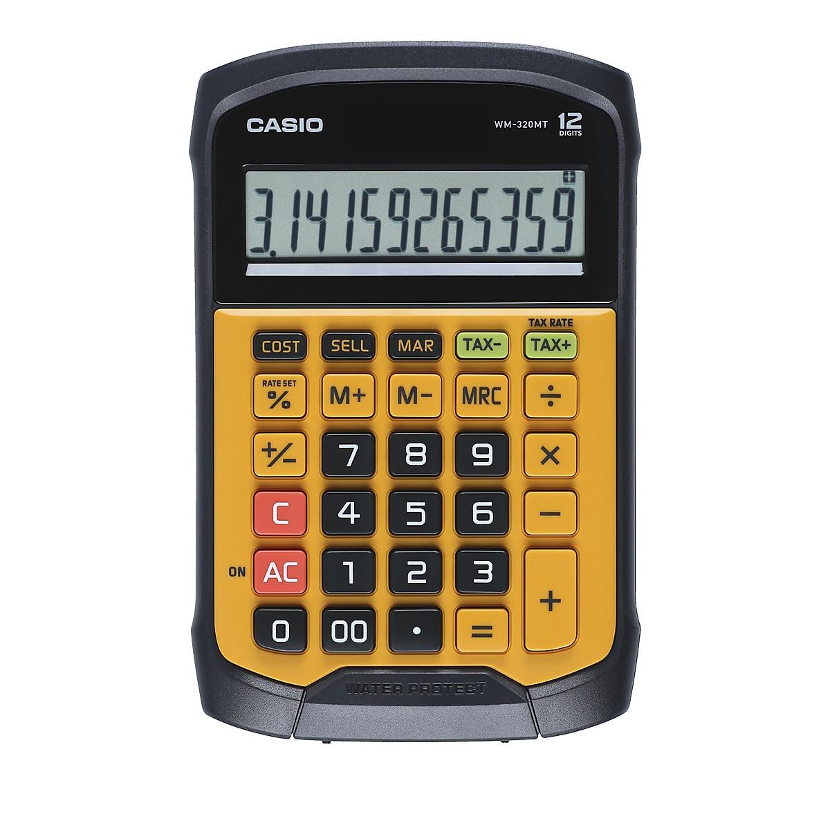 Casio WM-320MT miniräknare
