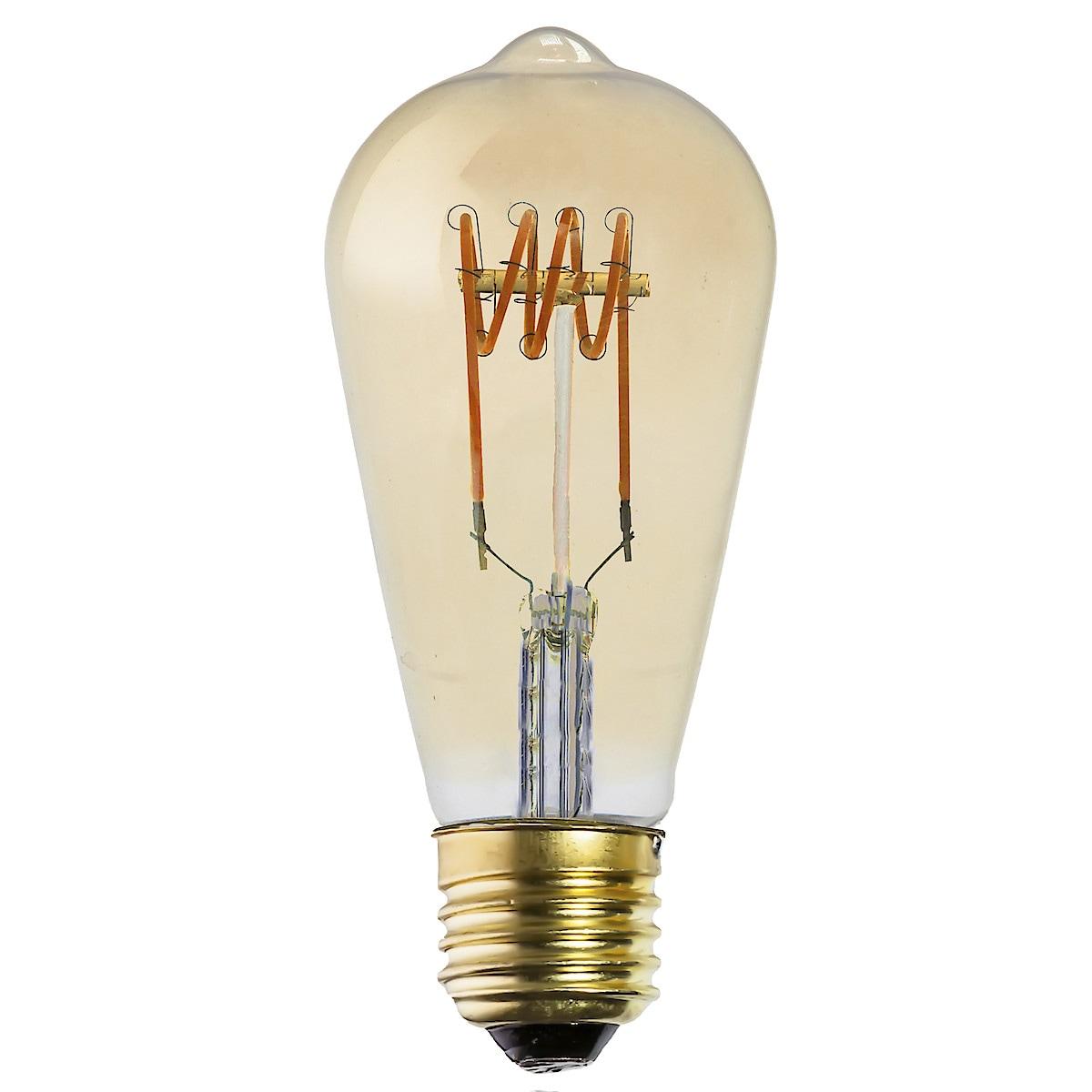 LED-Schmucklampe Retro E27 Northlight