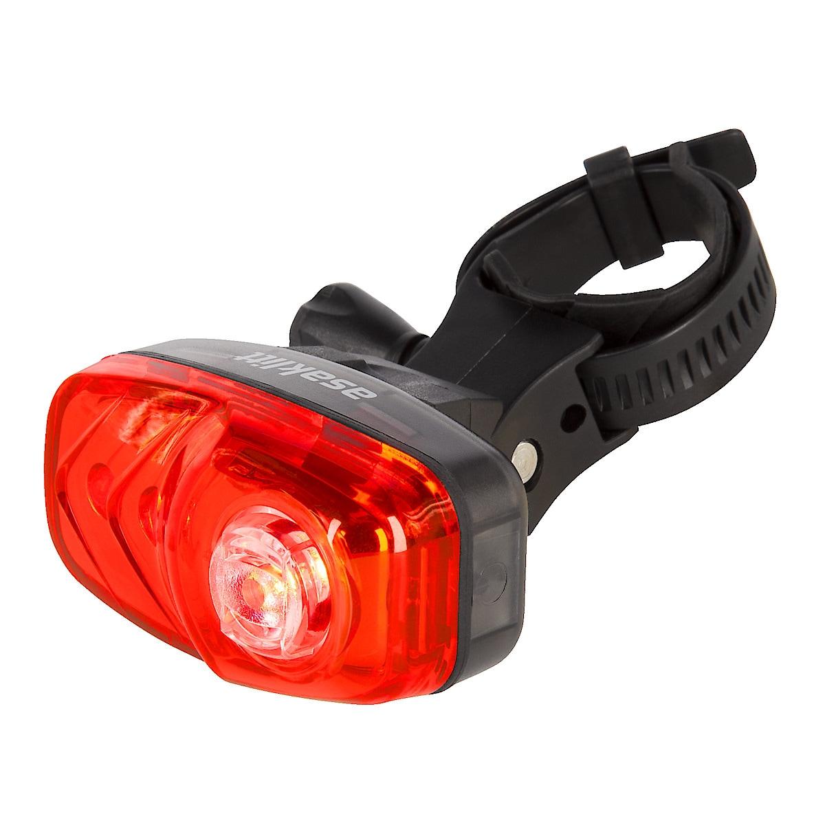 Cykelbelysning bak LED Asaklitt