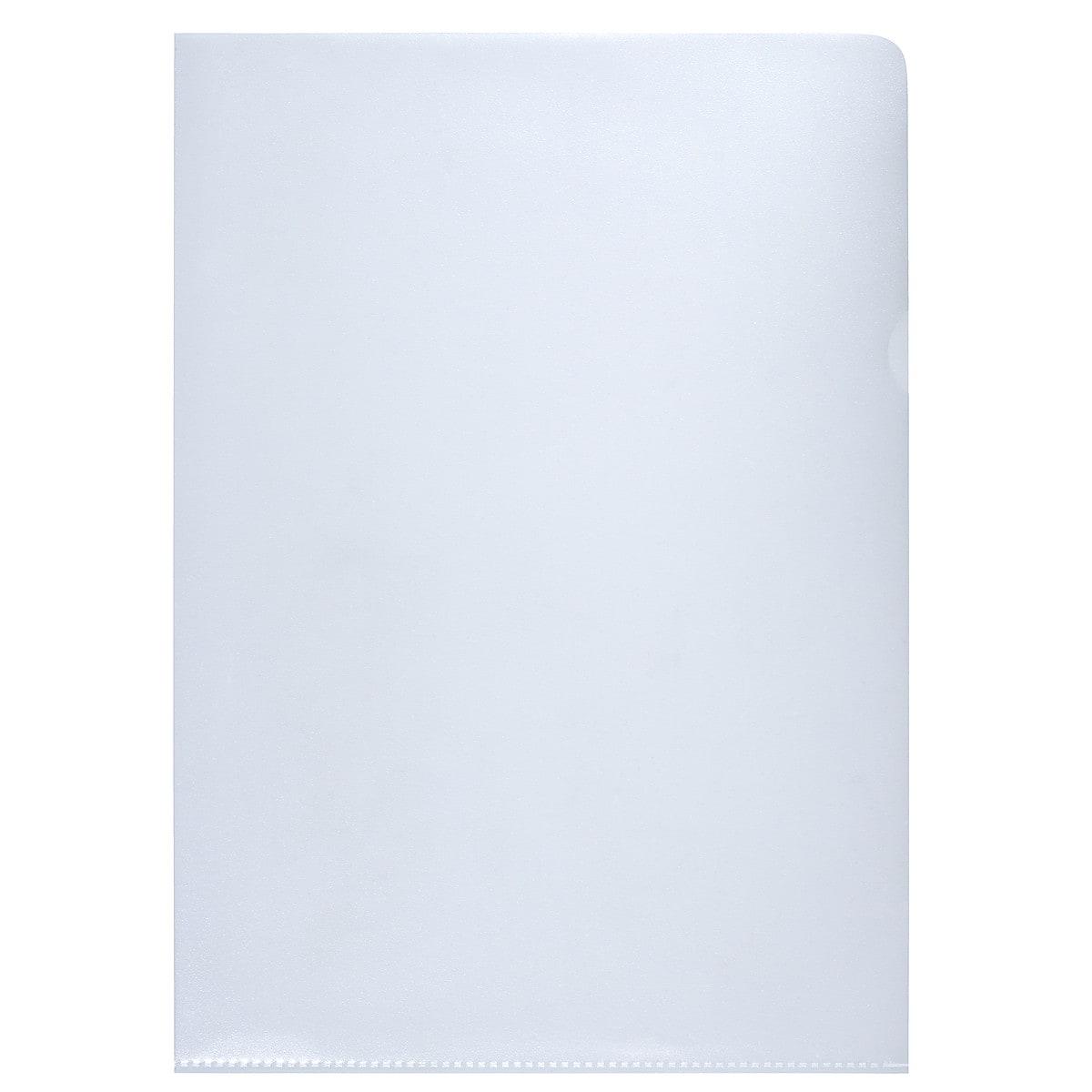 Aktmapp A4,  transparent 0,11 mm