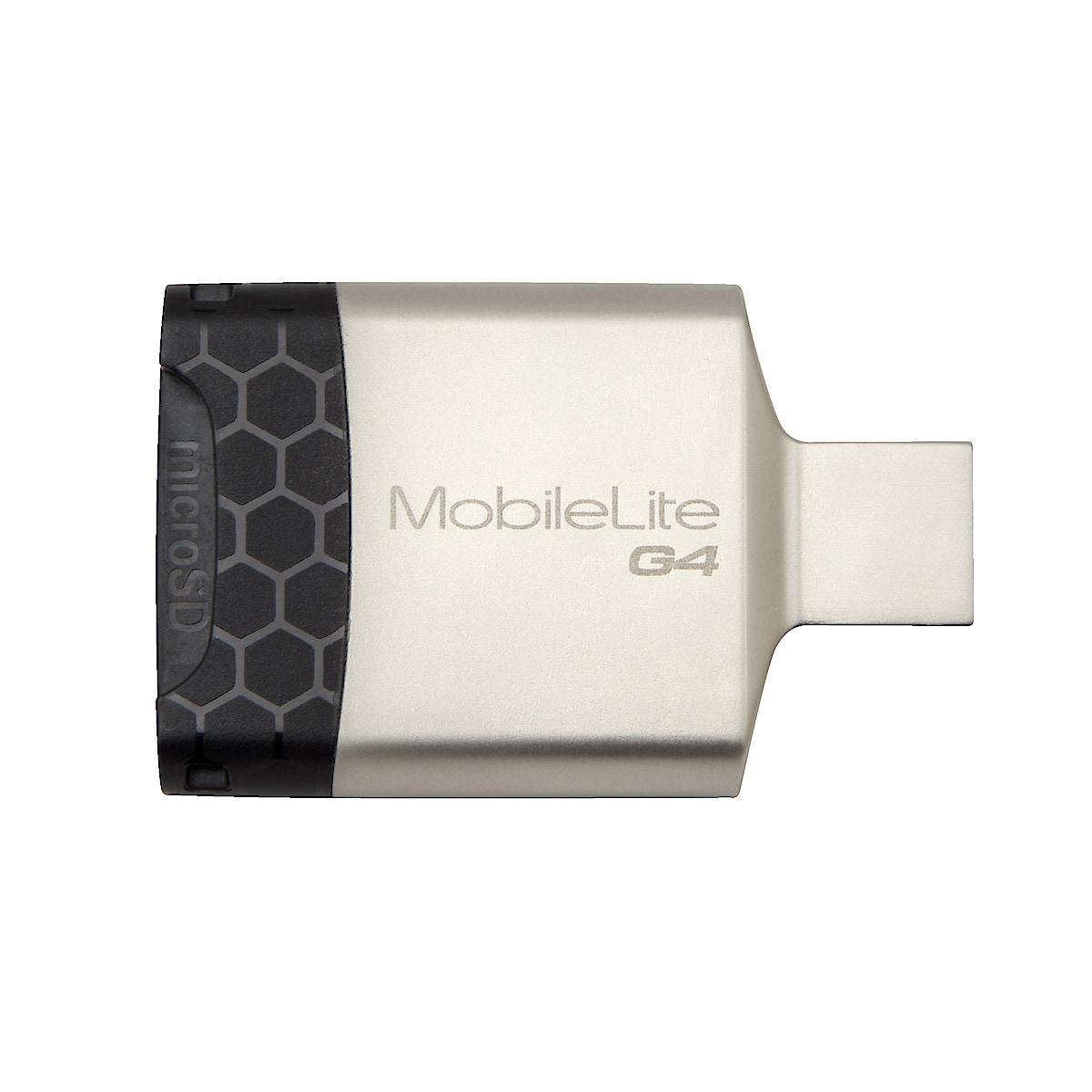 Minneskortsläsare USB 3.0 Kingston MobileLite G4