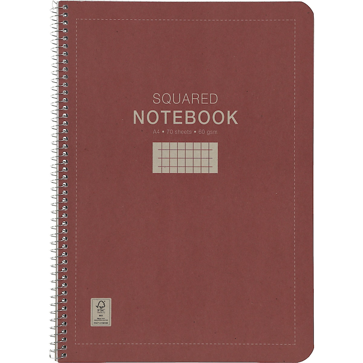 A4 Notebooks 3-pack