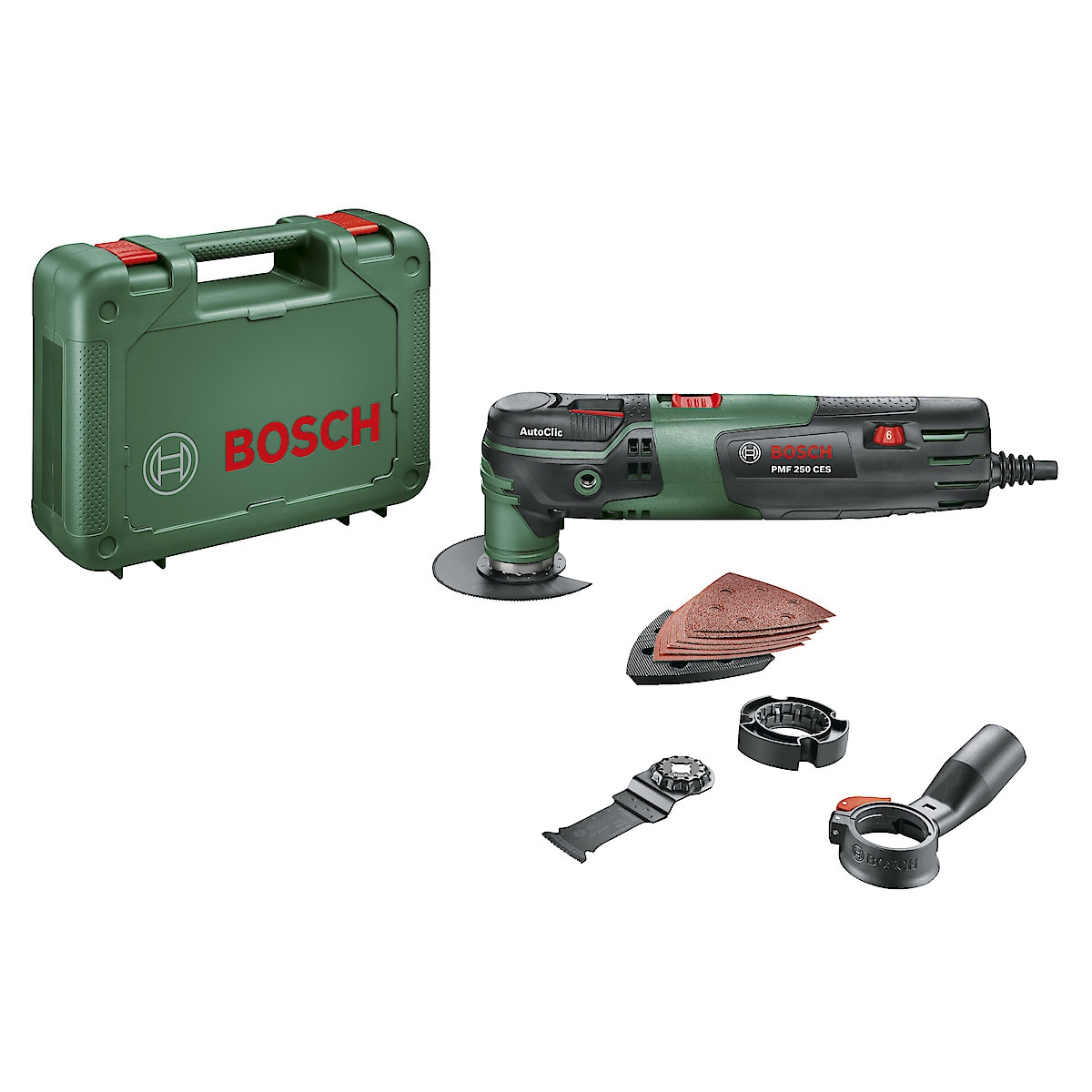 Multiverktyg Bosch PMF 250 CES
