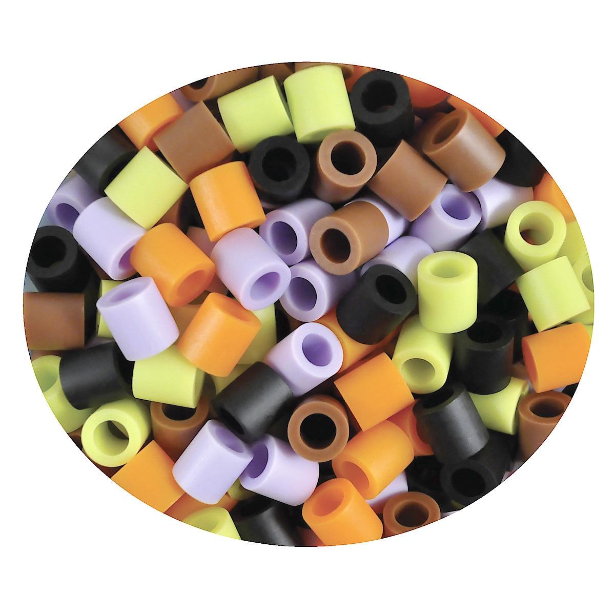 600 Jumbo Beads, 10 x 10 mm