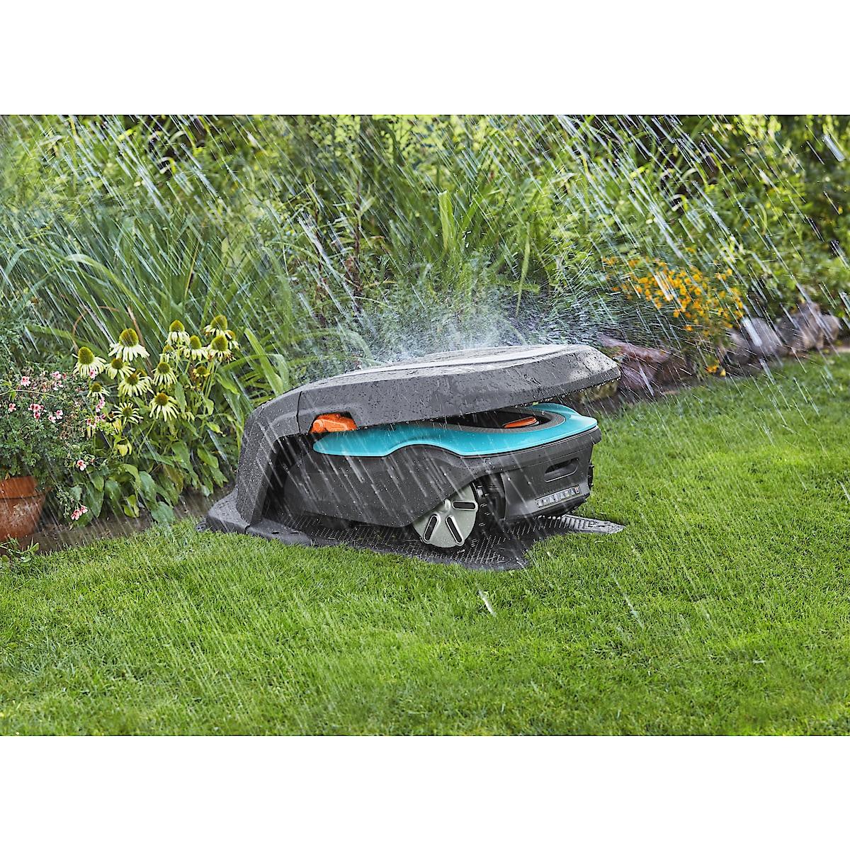 Tak till robotgräsklippare Gardena Sileno
