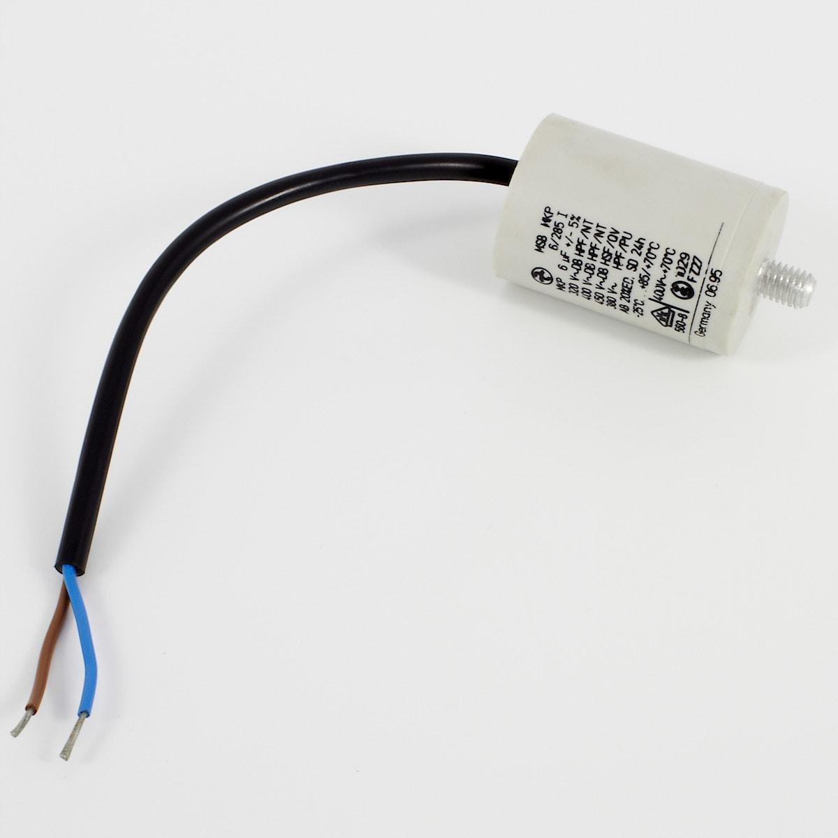 Kondensator 6 µF
