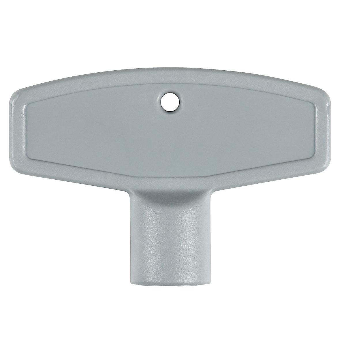 Nyckel för vattenutkastare
