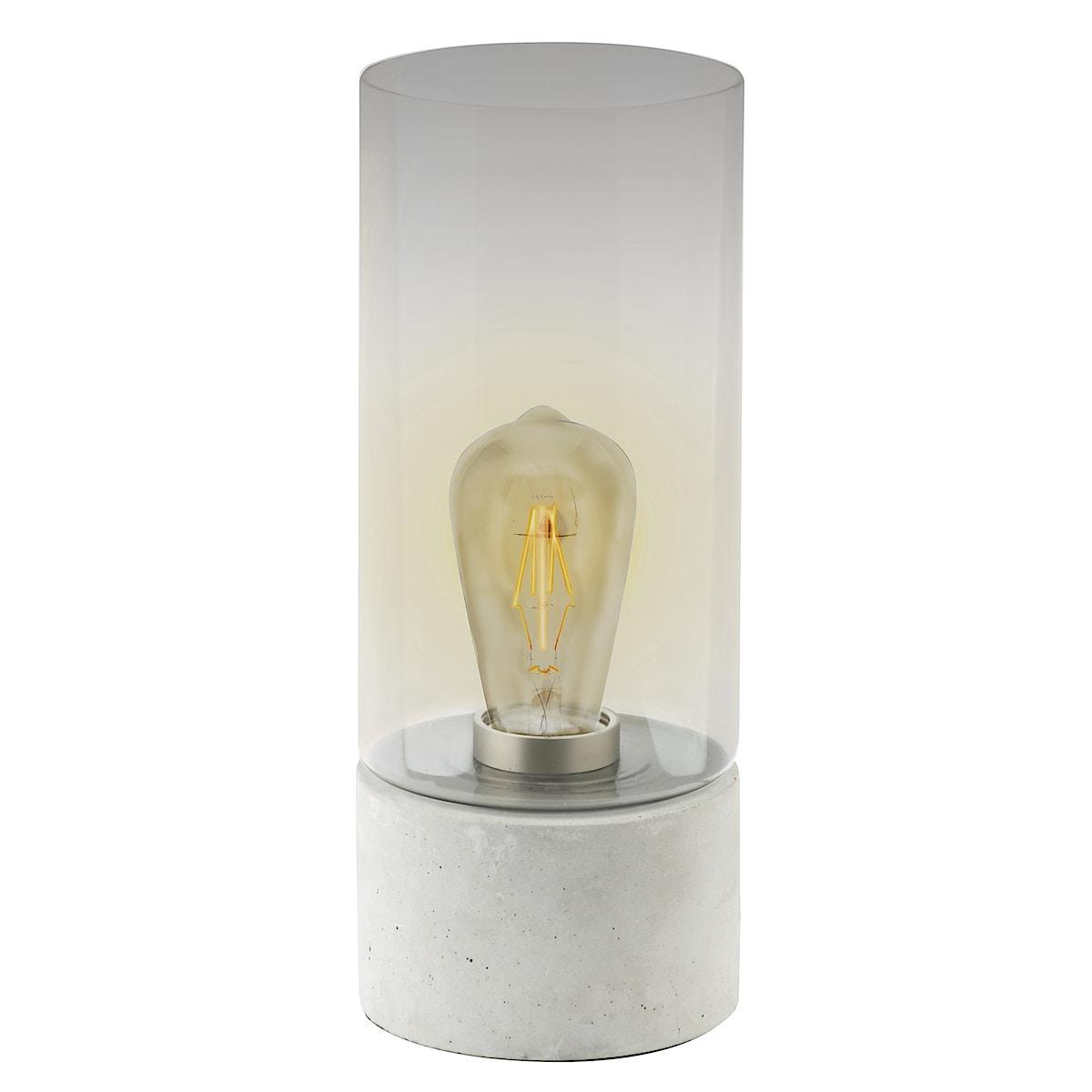 Bordslampa Glass Tube Northlight