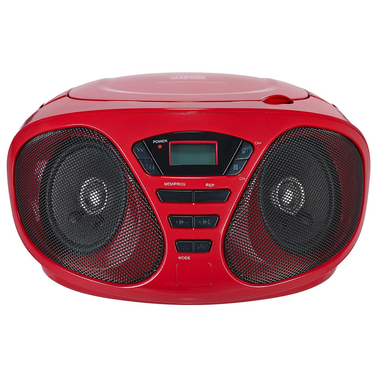 CD Player with FM Radio