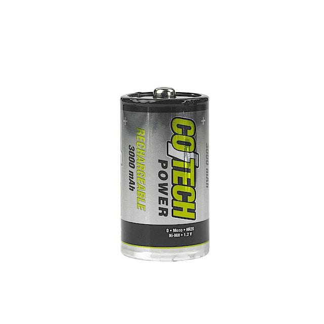 Laddningsbara batterier Cotech   Clas Ohlson