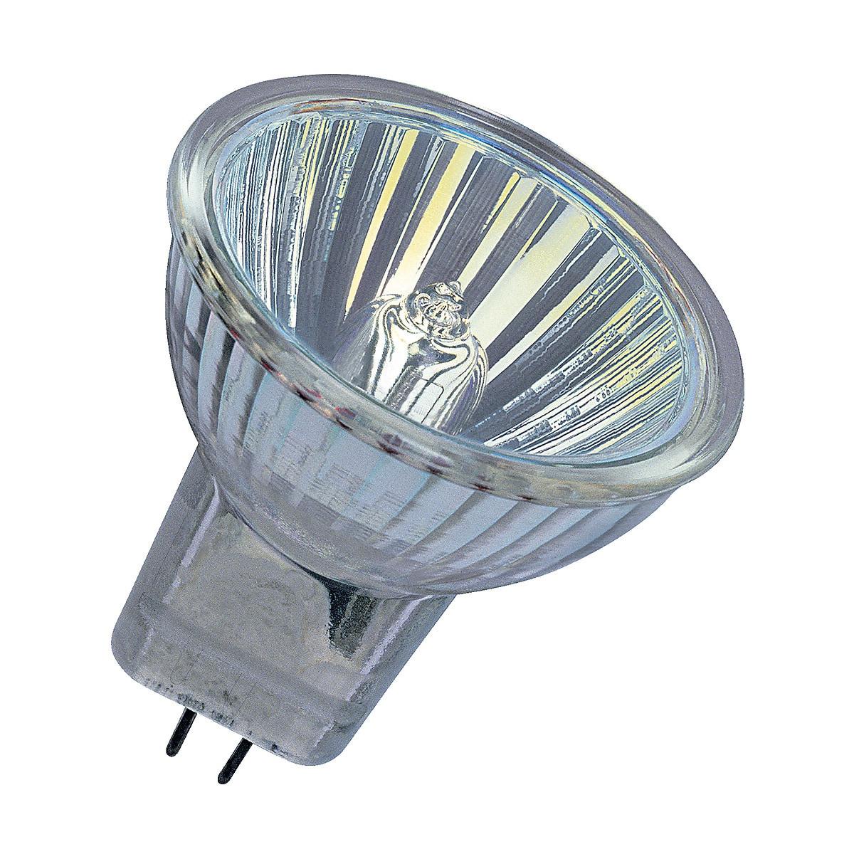 Halogenlampa Decostar GU4 Osram