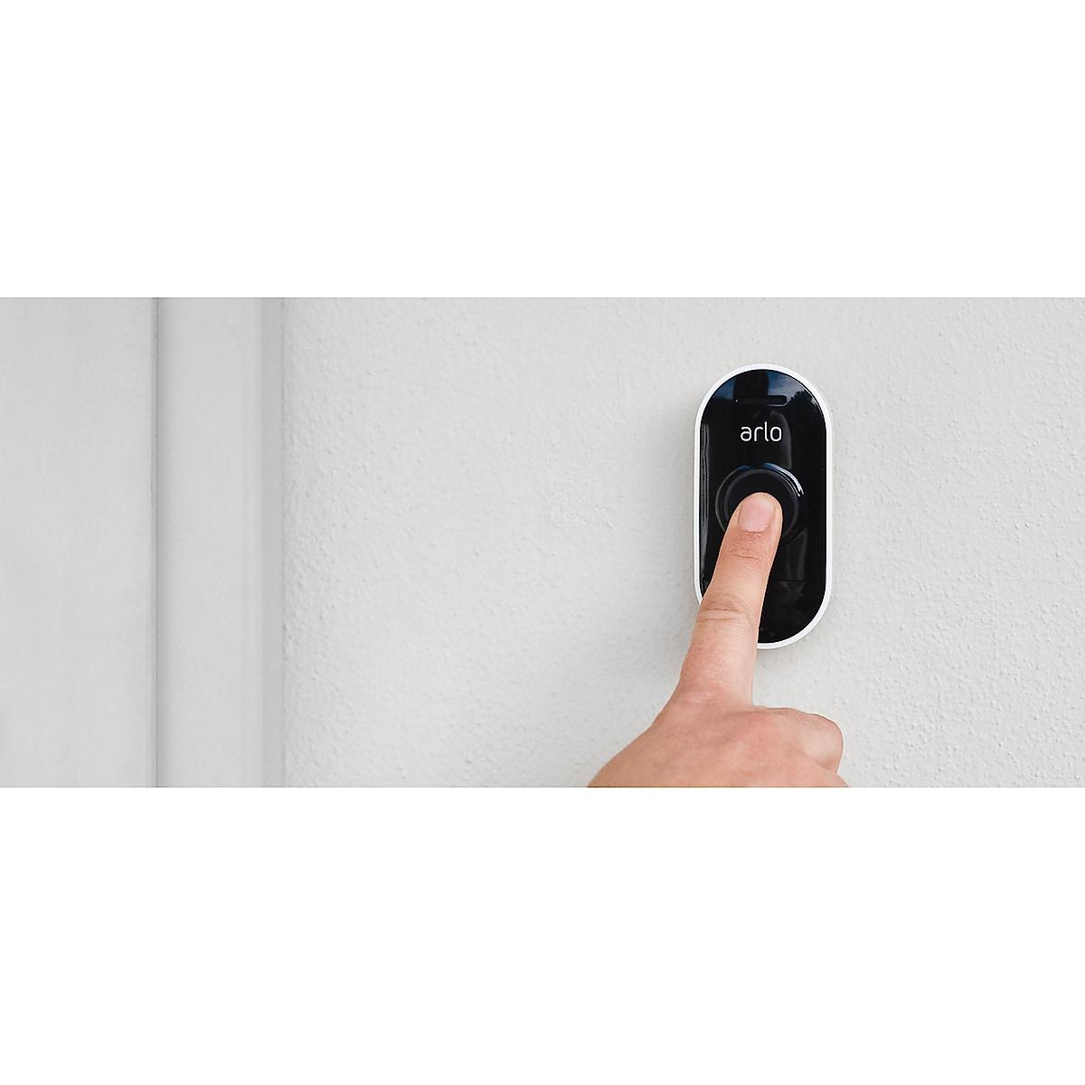 Trådlös dörrklocka, Netgear Arlo Audio Doorbell
