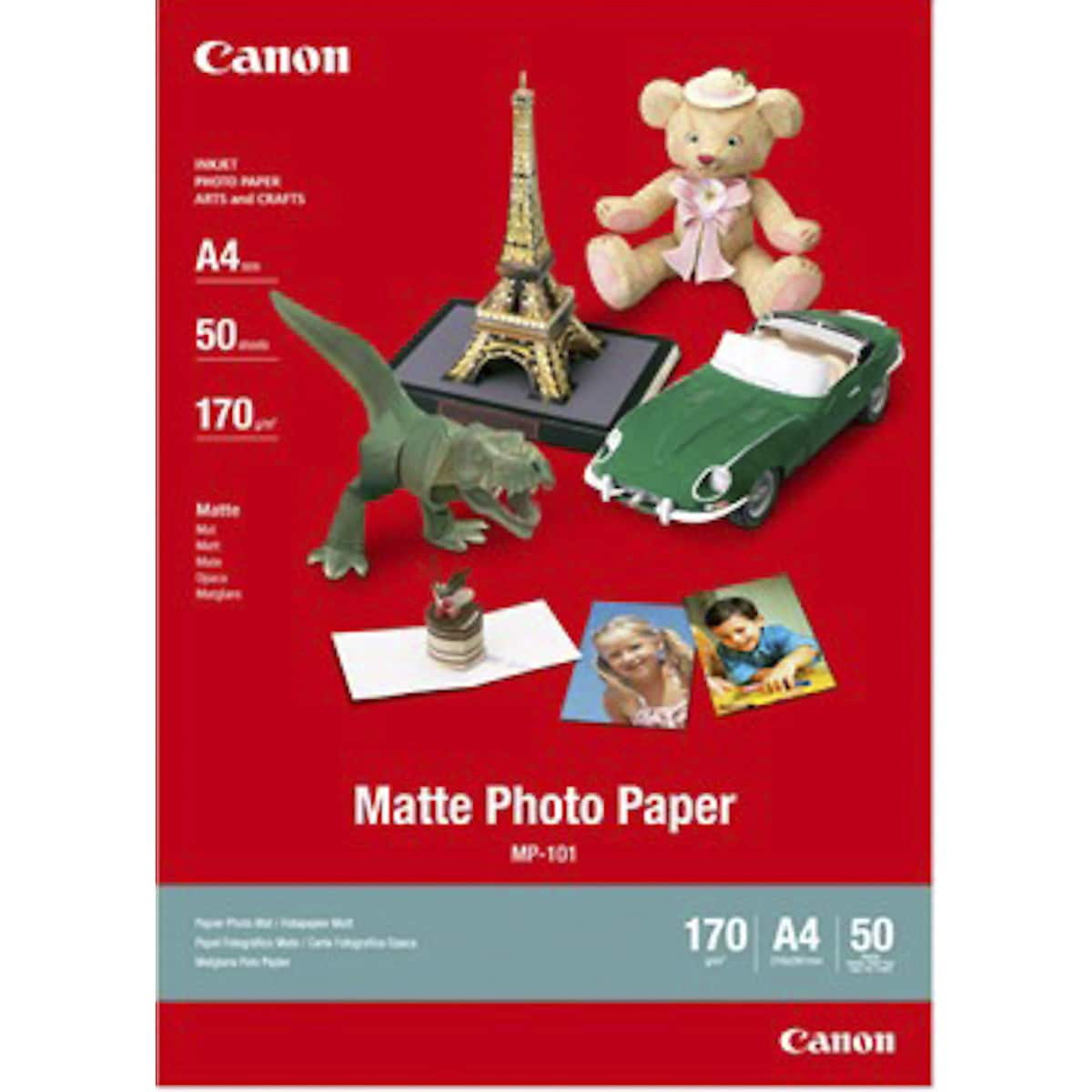 Fotopapper Canon Photo MP-101 Matt