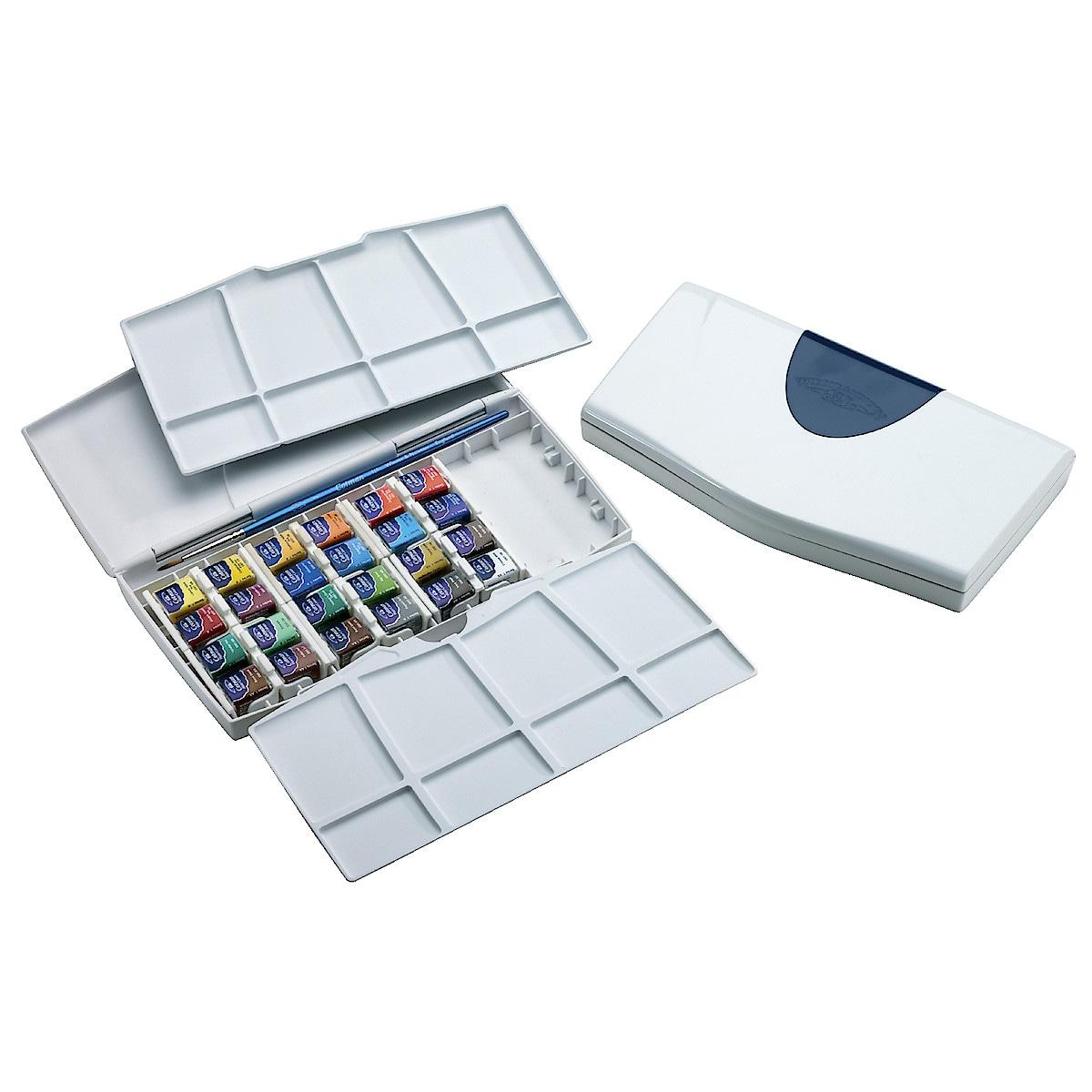Winsor & Newton Plus Set akvarellfarger