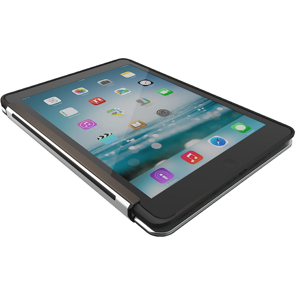 Zagg Slim Book, futteral med tastatur for iPad Air