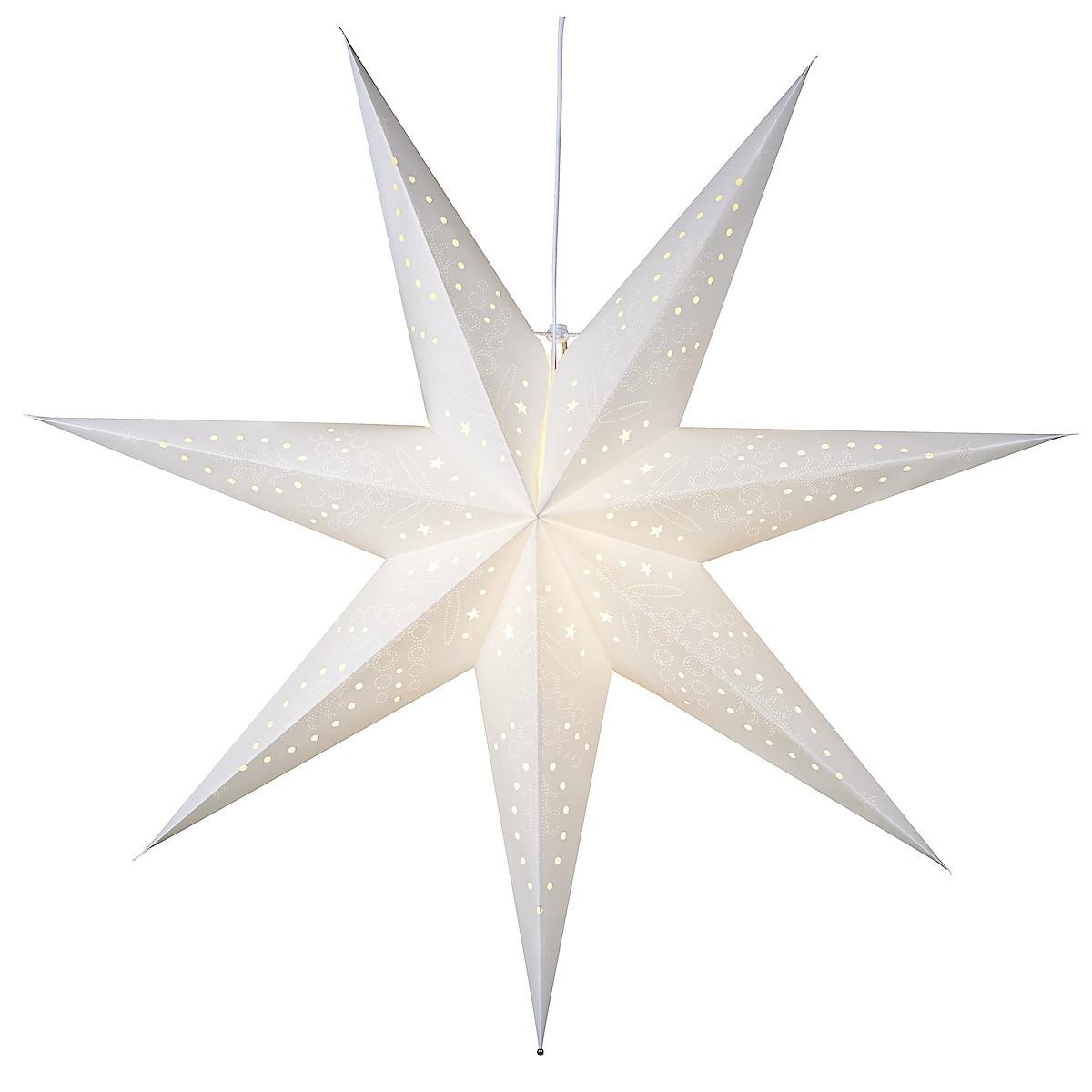 Northlight Christmas Star Shade, 100 cm