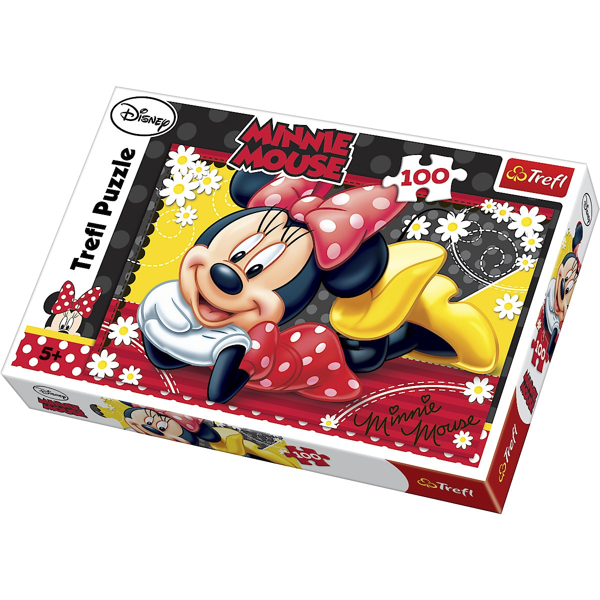 Disney Minnie Mouse puslespill
