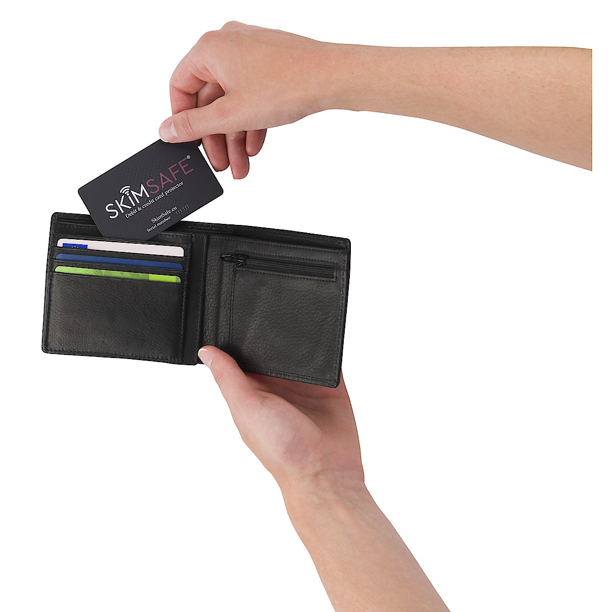 SkimSafe Debit and Credit Card Protector