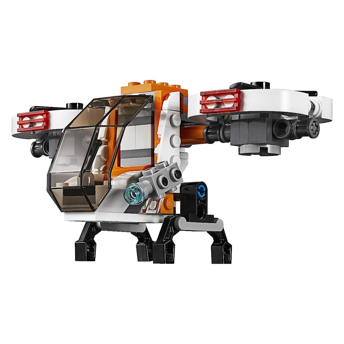 LEGO Creator 31071, Drönarutforskare 3-in-1