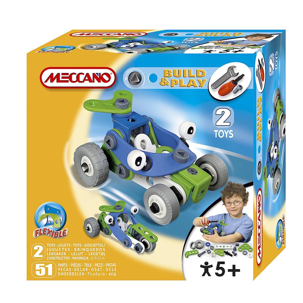 Mini Build & Play Meccano