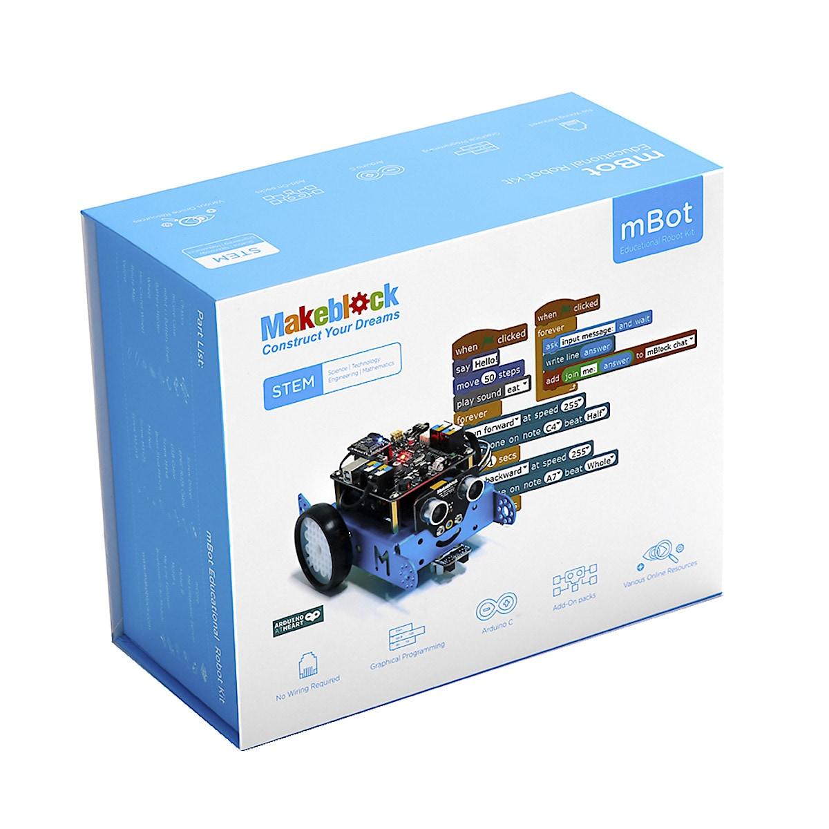 Robot Makeblock mBot v1.1 Blue