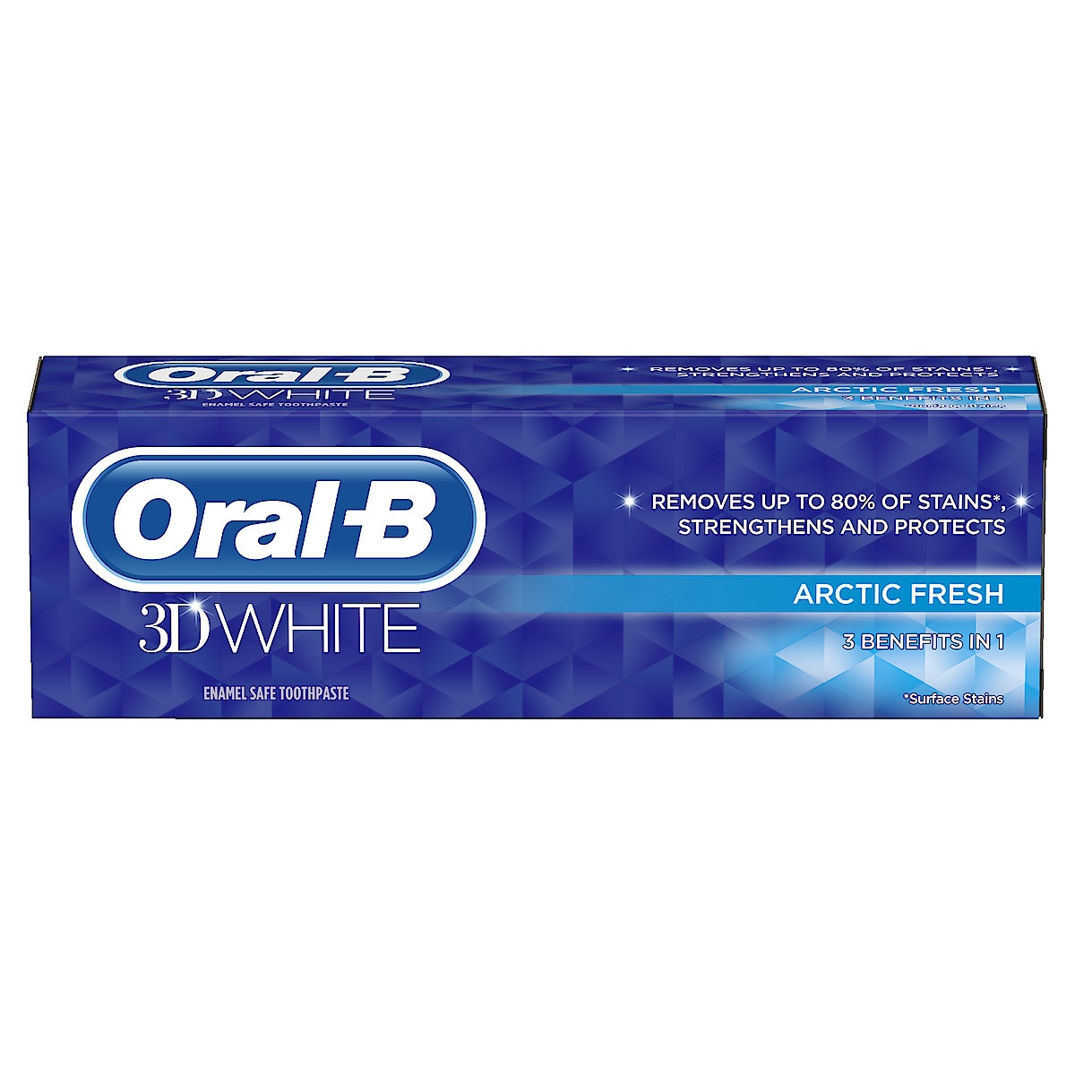 Oral-B 3D White Arctic Fresh Toothpaste