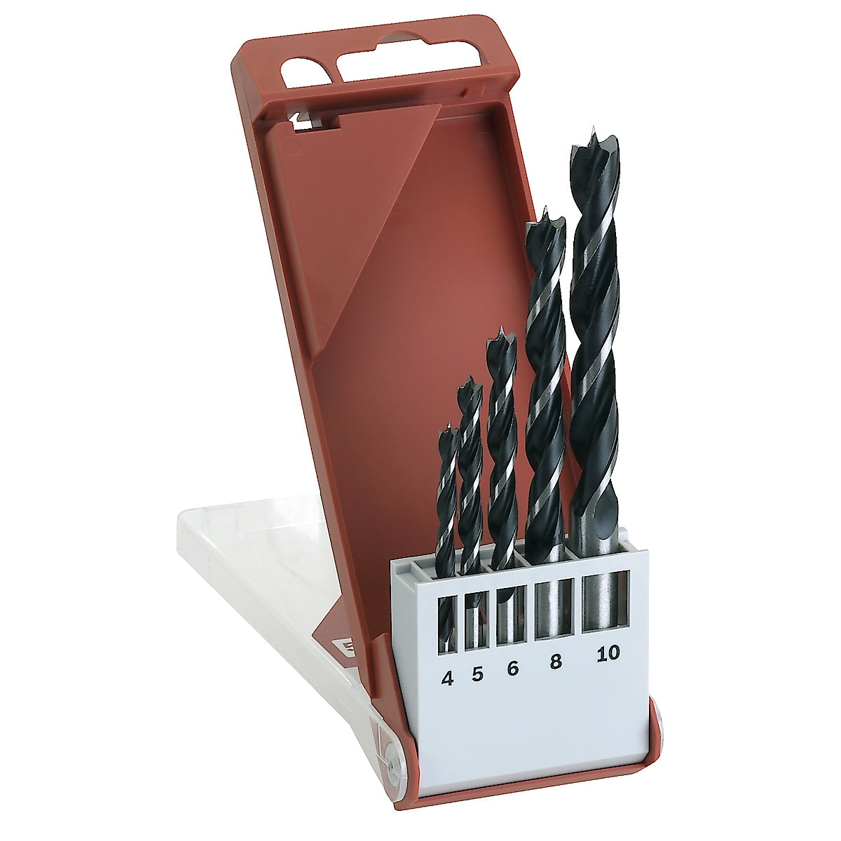 Bosch Wood Drill Bit Set
