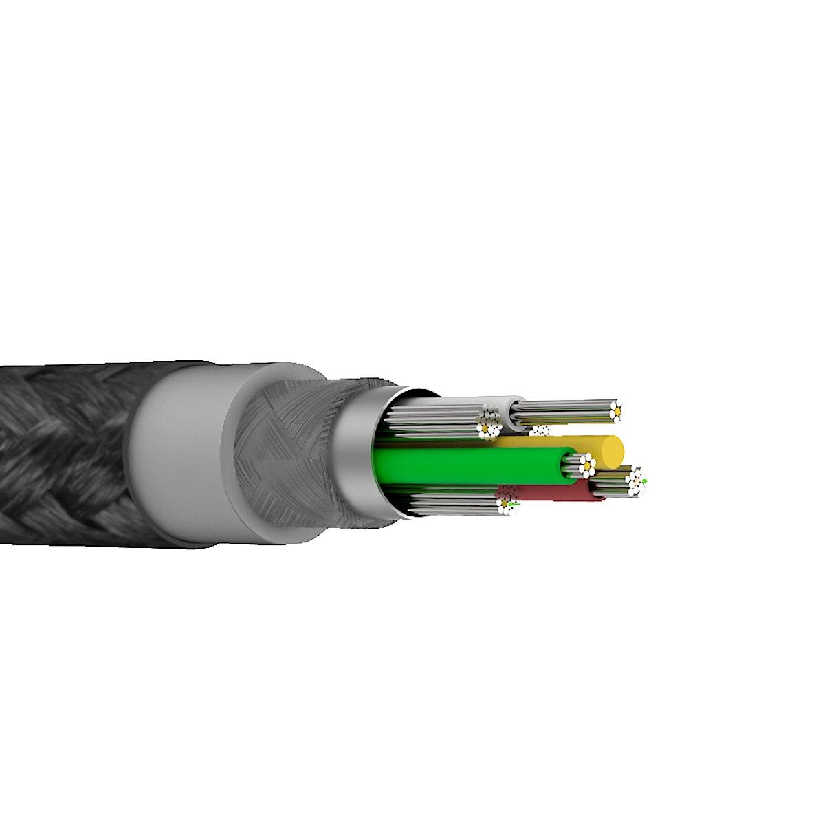 Ladekabel mit USB-C und Lightning-Anschluss, Belkin