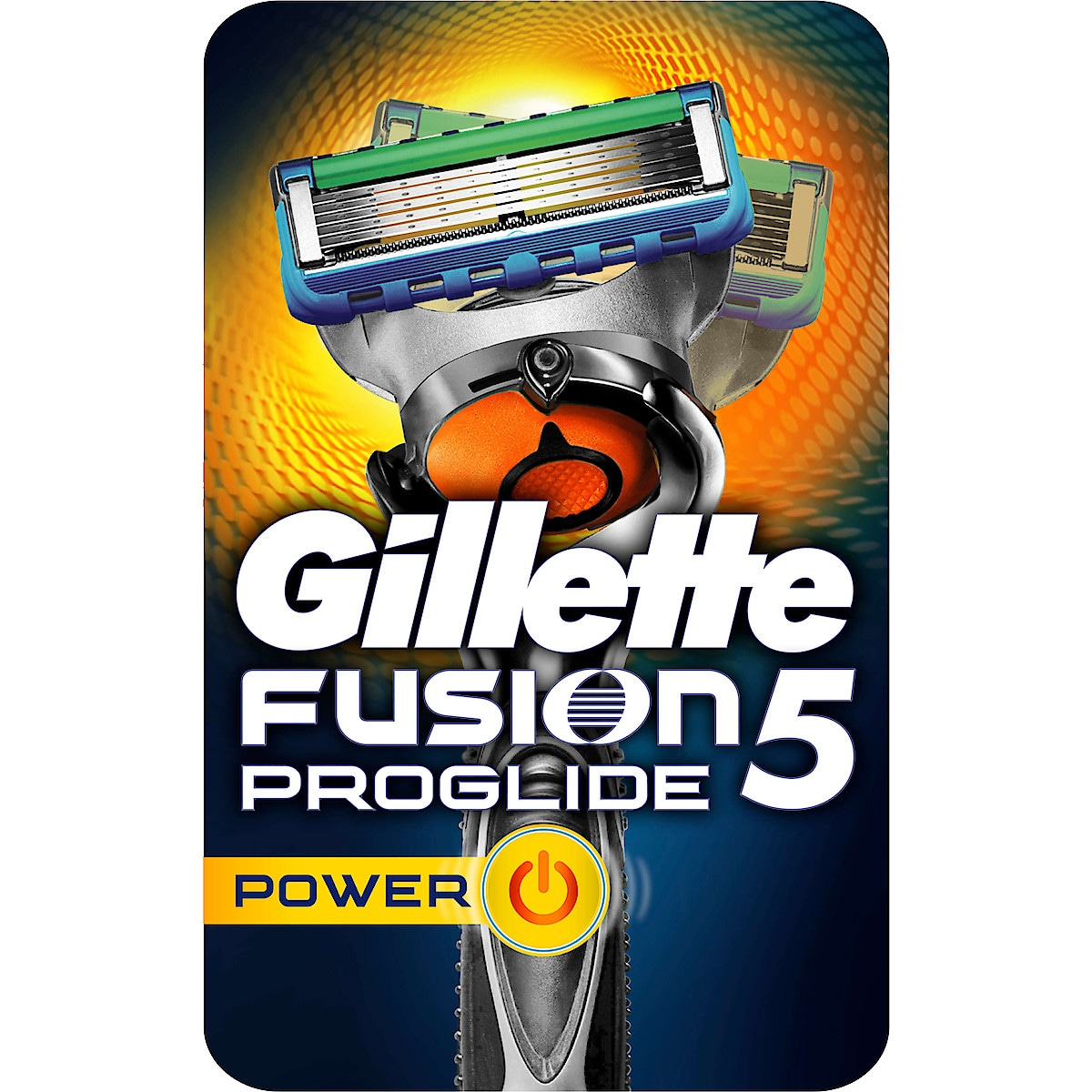 Rakhyvel Gillette Fusion ProGlide Power Chrome Edition