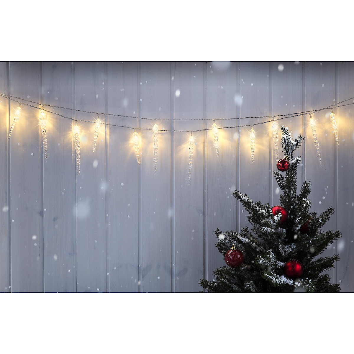 Northlight LED-istappslynge