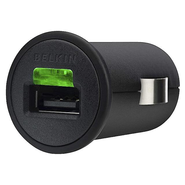 12 V laddare för iPodiPhoneiPad, Belkin | Clas Ohlson