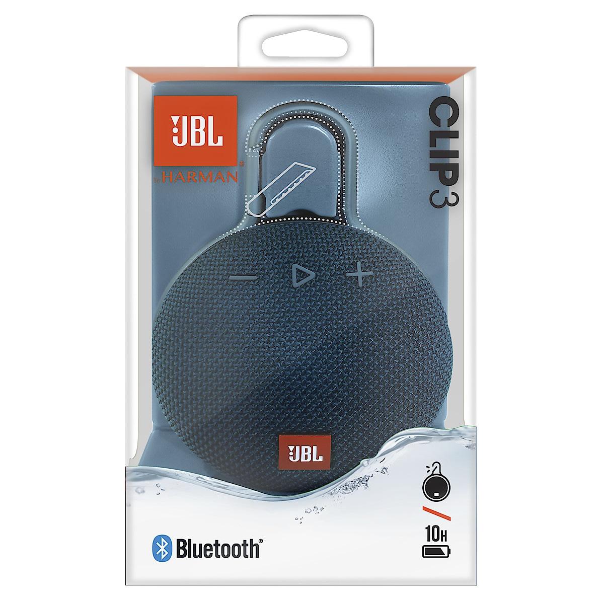 Minihögtalare JBL Clip 3