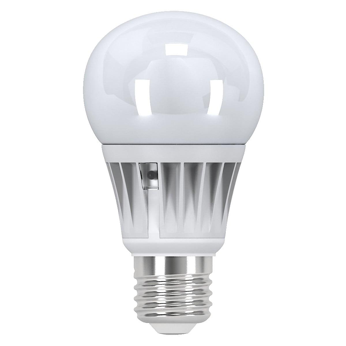 LED-pære med skumringsrelé