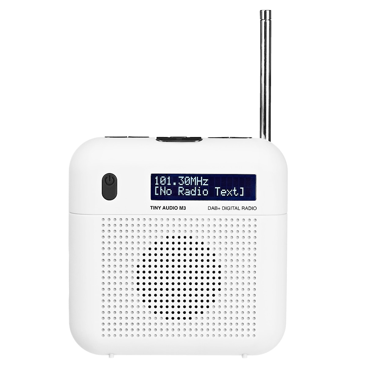 DAB+/FM-radio Tiny Audio M3